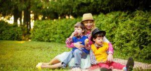 Desenvolvimento infantil a partir do contato com a natureza
