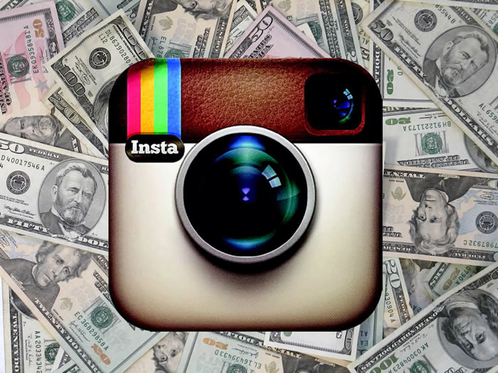 Ganhar dinheiro com Instagram? Veja aqui5 formas de fazer isto.